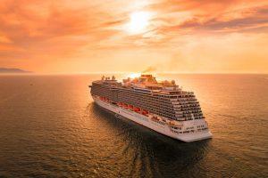 At fordrive tiden på et krydstogt skib