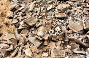 100 % sikker nedbrydning og betonknusning i Herning og omegn